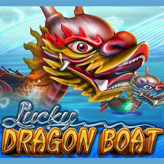 Lucky Dragon Boat logo