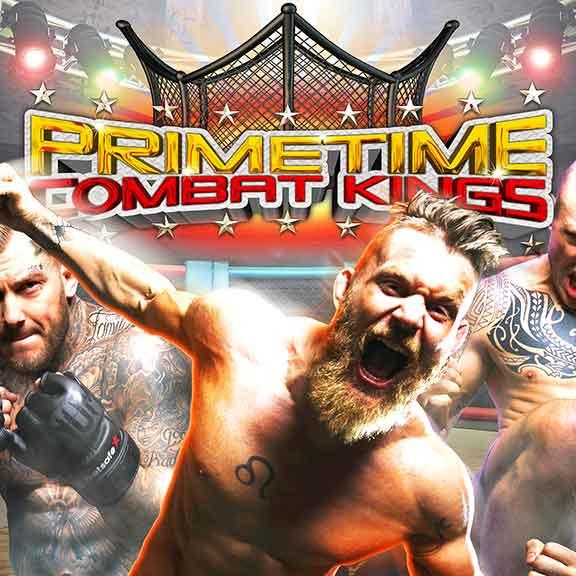 PrimeTime Combat Kings logo