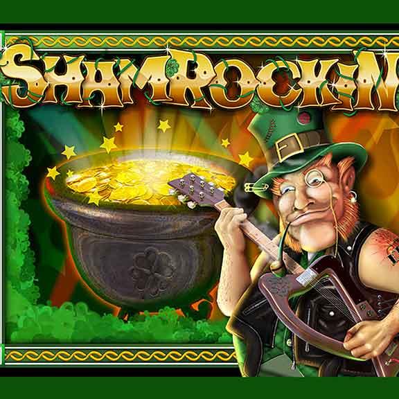 ShamRockin logo
